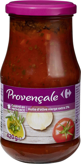420G SAUCE PROVENCALE CRF